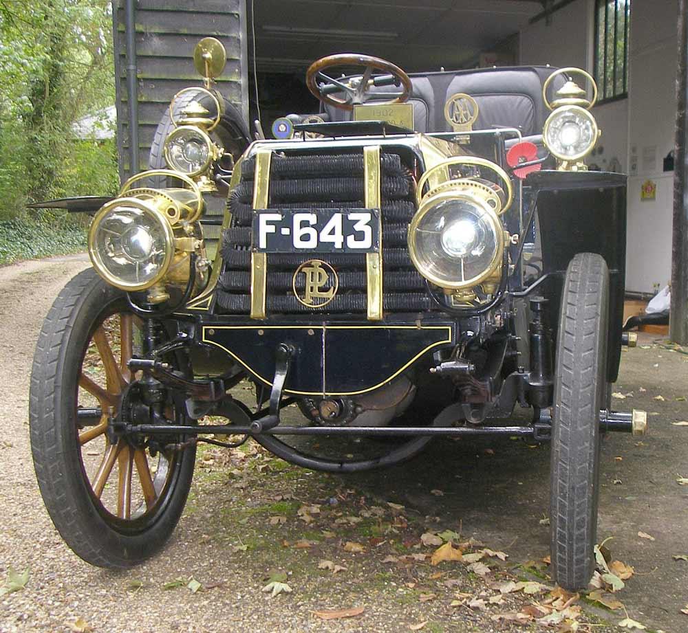 1902 Panhard et Levassor