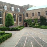Dining Hall – Emmanuel College Cambridge
