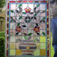 Stained glass restoration – Glisson Road Cambridge