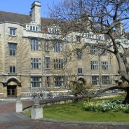 North Court – Emmanuel College Cambridge