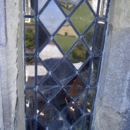 St Swithun's Church, Great Chishill stained glass restoration
