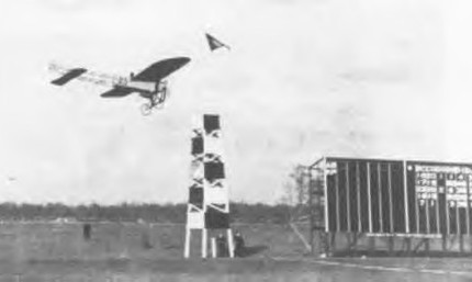 Radley the pioneer aviator