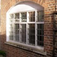 Leaded glass windows rebuild – St Denys, Bury St Edmunds