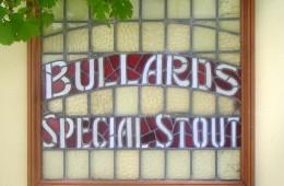 Bullard & Sons original leaded window rebuilt