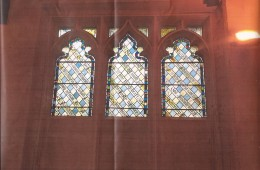 New Glass – Holy Trinity Cambridge