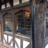 Stained Glass in Saffron Walden