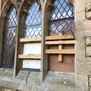 Double vandals – new glass required