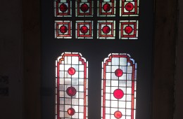 Queens Park London – Stained glass